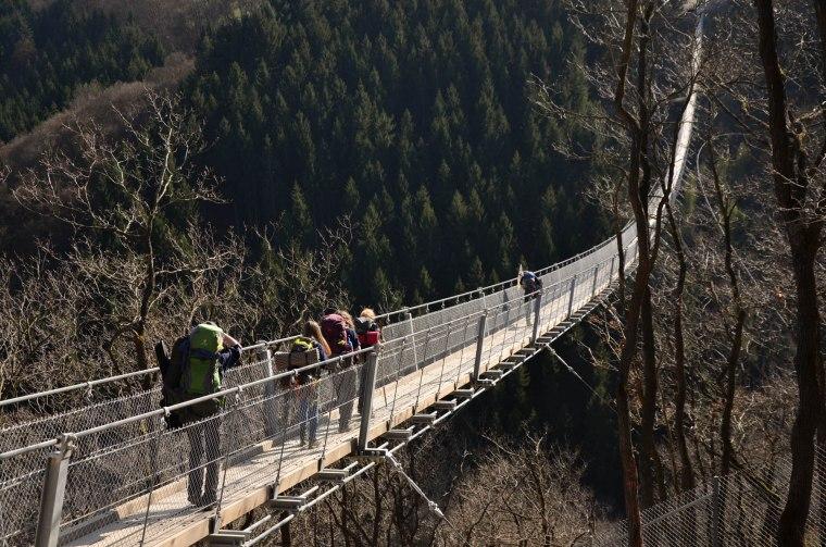 Geierlay Brücke-9