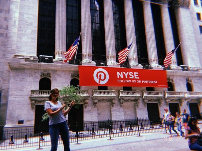 Wall Street Stock Exchange