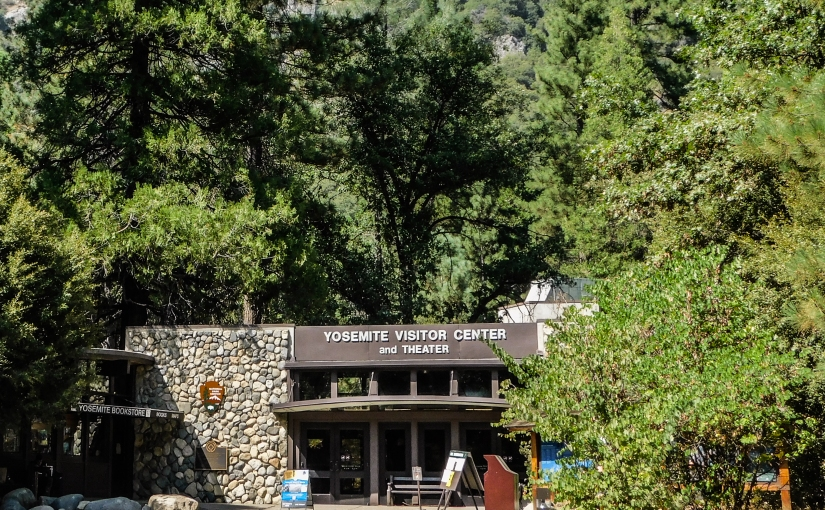 How I  fulfilled my Dream and went to Yosemite National Park,CA